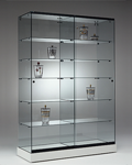Glasvitrine Polaris PL 125-46
